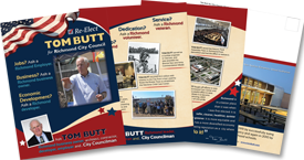 Tom Butt 2012 Campaign Brochure